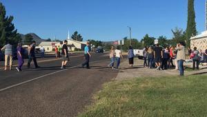 أمريكي يقتل نفسه في مدرسة بتكساس.. ويتسبب في إصابة شخصين بينهما شرطي