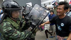 تايلاند.. الجيش يسيطر على التلفزيون الرسمي ويعلن الأحكام العرفية