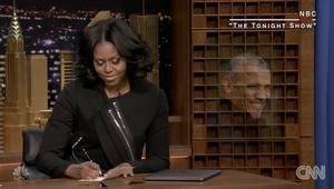 ماذا كتبت ميشيل أوباما في برنامج