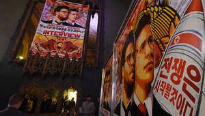 ألغت شركة سوني عرض الفيلم بسبب التهديدات