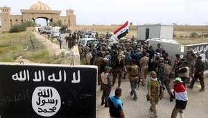 """العراق.. أعمال نهب وحرق في تكريت بعد تحريرها من """"داعش"""" وملاحقة عناصر بـ""""الحشد الشعبي"""""""