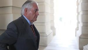 مصادر لـCNN: وزير الخارجية الأمريكي يفكر بالاستقالة بسبب حالة التخبط