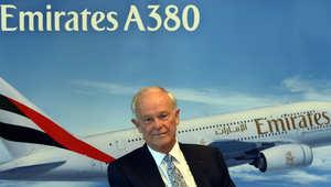 """طيران الإمارات تعلن عن """"صفقة تاريخية"""" مع """"رولز رويس"""" بـ9.2 مليار دولار"""