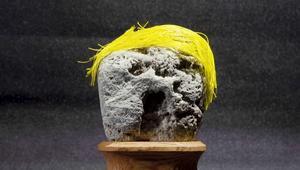تخيّل دونالد ترامب بوجه صخري..كيف سيكون شكله؟
