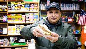 ساندويتش سكان نيويورك الحقيقية.. أصلها عربي!