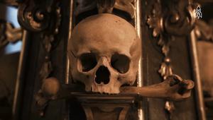 هل تجرؤون على الدخول إلى كنيسة العظام المرعبة؟