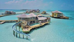 ادخلوا أحد أفخم منتجعات جزر المالديف.. حيث الأحذية والأخبار ممنوعة!