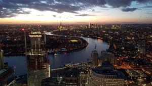 شاهد..أول جلسة تصوير غيغابيكسل في العالم لأفق لندن