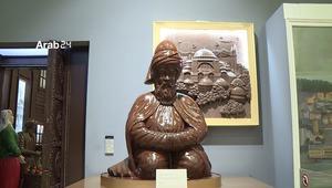 شخصيات عثمانية وتركية مشهورة بالشوكولاتة..بهذا المتحف