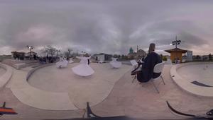 بتقنية 360 درجة.. شاهد طقوس دراويش الصوفية بتركيا