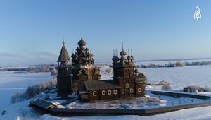 كنيسة خشبية بُنيت من دون مسامير.. بعمر 300 عام