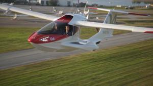 هذه الطائرة تساعدك في تعلم الطيران خلال 30 ساعة