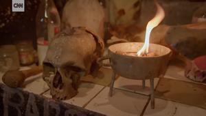 استحضار الأرواح جزء من عباداتها لـ