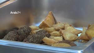 """مطعم """"اموّش"""".. الفطور الشعبي البحريني يعود بطابع حديث"""