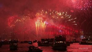 شاهد.. احتفالات أستراليا بالعام الجديد 2018