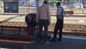 مصادر أمنية لـCNN: المسلح الذي حاول شن هجوم داخل قطار فرنسي مغربي الأصل