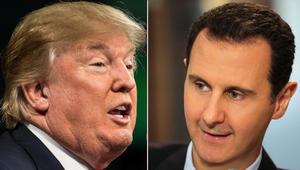 ترامب يحذر من الإطاحة بالأسد بالمناظرة الأخيرة.. وخاشقجي: يتصرف كأن بثينة شعبان أو أحمد موسى يدير حملته
