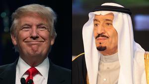 البيت الأبيض: الملك سلمان وافق على دعم تأسيس مناطق آمنة في سوريا واليمن خلال اتصال هاتفي مع ترامب