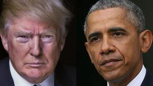 ماذا قال أوباما في أول تعليق له على ترامب منذ توليه الحكم؟