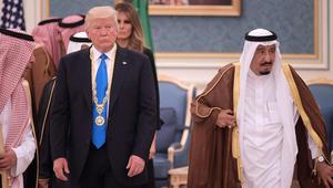 بعد الضجة حول صورة تجمع دونالد ترامب والملك سلمان بالجزائر.. حفيظ دراجي: من يتوعّد بالرد سيأتيه رد أقوى