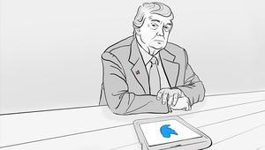 سؤال يطرح نفسه.. وفقا لقوانين الاستخدام لماذا لا تعلق تويتر حساب ترامب؟