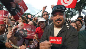 جانب من مشاركة التونسيين في انتخابات الرئاسة