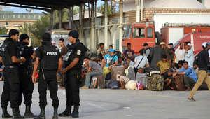 """مسلحون يحتجزون 170 تونسياً بطرابلس رداً على توقيف قيادي بـ""""فجر ليبيا"""" في تونس"""