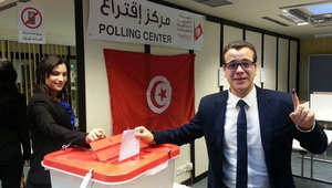 انتخابات تونس بالصور