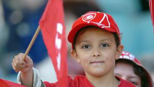 تونس تكتسح غينيا وتصبح على بعد نقطة من مونديال روسيا