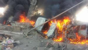 حادث مروري مروّع بتونس.. مصرع 15 شخصًا وجرح 71 وتفحم عدة جثت