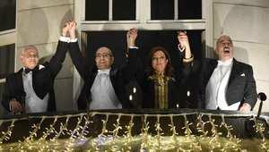 تونس تتسلّم أول جائزة نوبل في تاريخها بالعاصمة النرويجية أوسلو