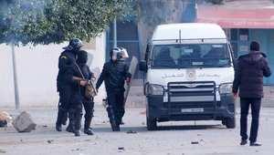 أعلنت وزارة الداخلية التونسية حظر التجول بكامل تراب الجمهورية التونسية