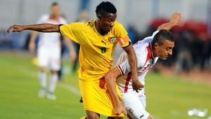 عاد المنتخب التونسي بنقطة وحيدة من توغو إثر تعادله مع منتخبها الوطني دون أهداف