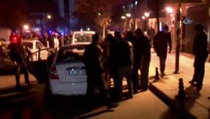 اعتقال رجل أطلق النار قرب سفارة أمريكا بأنقرة