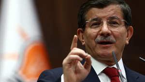 داود أوغلو يعود لدافوس بعد مشادة أردوغان وبيريز: مصر أساسية بالمنطقة.. لكن لن نعترف بالانقلاب