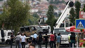 """""""الكردستاني"""" يتبنى """"هجوماً انتقامياً"""" على مركز للشرطة باسطنبول"""