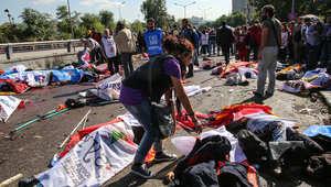 تركيا.. 97 قتيلاً في أكثر هجوم دموي وحداد لـ3 أيام