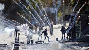 """تركيا.. 24 قتيلاً باحتجاجات تطالب بإنقاذ """"كوباني"""" من """"داعش"""" وأنقرة تتهم قيادات كردية بالتحريض"""