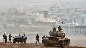 """دمشق تدين سماح أنقرة بدخول قوات """"البيشمرغة"""" إلى كوباني وتهاجم دور تركيا """"التآمري"""" لتقسيم سوريا"""