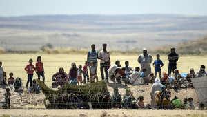 تركيا تعتقل بريطانية وأطفالها الـ4 في طريقهم لسوريا
