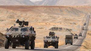 """مقاتلات """"إف 16"""" تركية تقصف مواقع كردية في شمال العراق"""