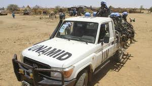 الأمم المتحدة تؤكد مقتل 3 جنود ببعثة حفظ السلام في هجوم بشمال دارفور