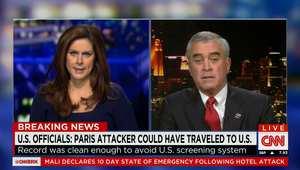 مسؤولون أمريكيون لـCNN: من المحتمل سفر مهاجم باريس إلى الولايات المتحدة