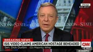سيناتور أمريكي لـCNN: تعلمنا درسا بالعراق.. التدخل بريا ضد داعش بسوريا خطأ فادح