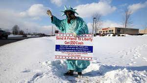 أمريكا.. ارتفاع ضحايا موجة الطقس السيء إلى 23 قتيلاً بينهم 18 في تينيسي