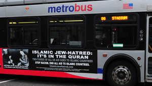 """""""إفتاء مصر"""" تستنكر ملصقات """"معادية للإسلام"""" على حافلات فيلادلفيا: حملة لنشر الكراهية بأمريكا"""