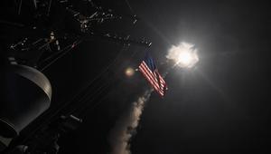 مصادفة بين سفن أمريكية وأخرى إيرانية كادت تؤدي إلى إطلاق النار