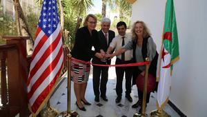لأول مرة بالتاريخ.. مدرسة تابعة للخارجية الأمريكية ترى النور في الجزائر