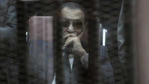 """مصر.. النقض تعيد مبارك للمحكمة بـ""""قضية القرن"""" وتؤيد تبرئة باقي المتهمين"""
