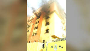 السعودية: 11 وفاة وإصابة 200 بحريق اندلع بمجمع سكني تابع لأرامكو في الخبر